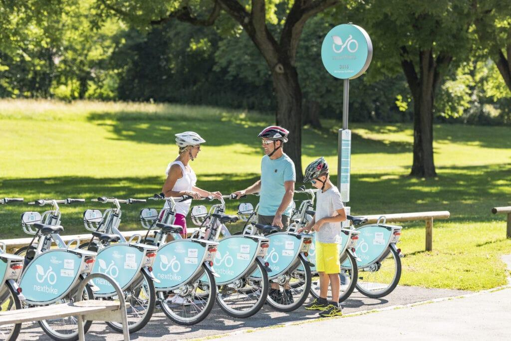 E-Bikes haben die SBK ebenfalls im Programm