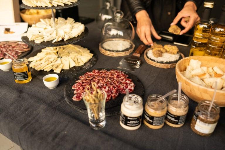 Gaumenfreuden der Alpen-Adria-Küche