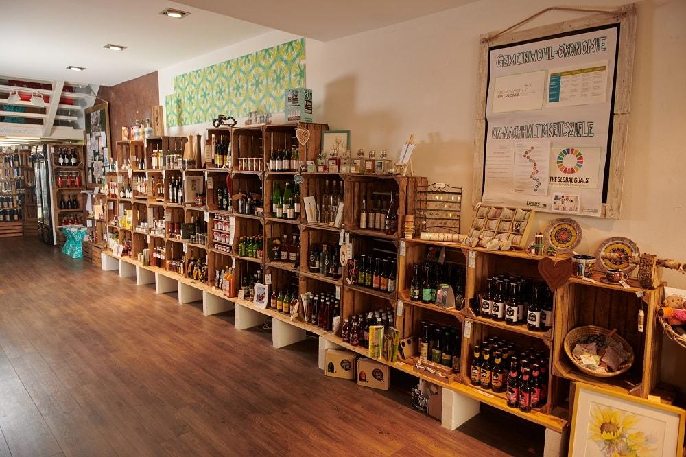 Biomarkt, Bioeinkauf, Biotee, Biogewürze, 9020 Klagenfurt am Wörthersee
