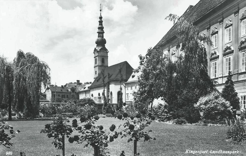 Kiki Kogelnig Brunnen in Klagenfurt