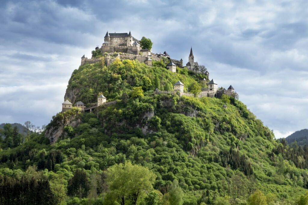 Burg Hochosterwitz als Ausflugsziel