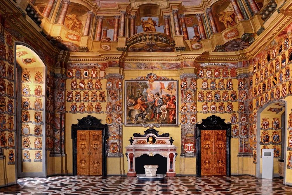 Wappensaal, Landhaus, Landesmuseum, 9020 Klagenfurt am Wörthersee, Ausstellung, Galerie, Kunst, Skulpturen, Installationen, Bilder, Malerei, Fotografie