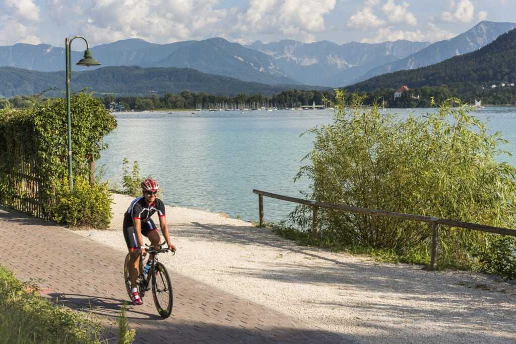 Triathlon-Rad-Woerthersee