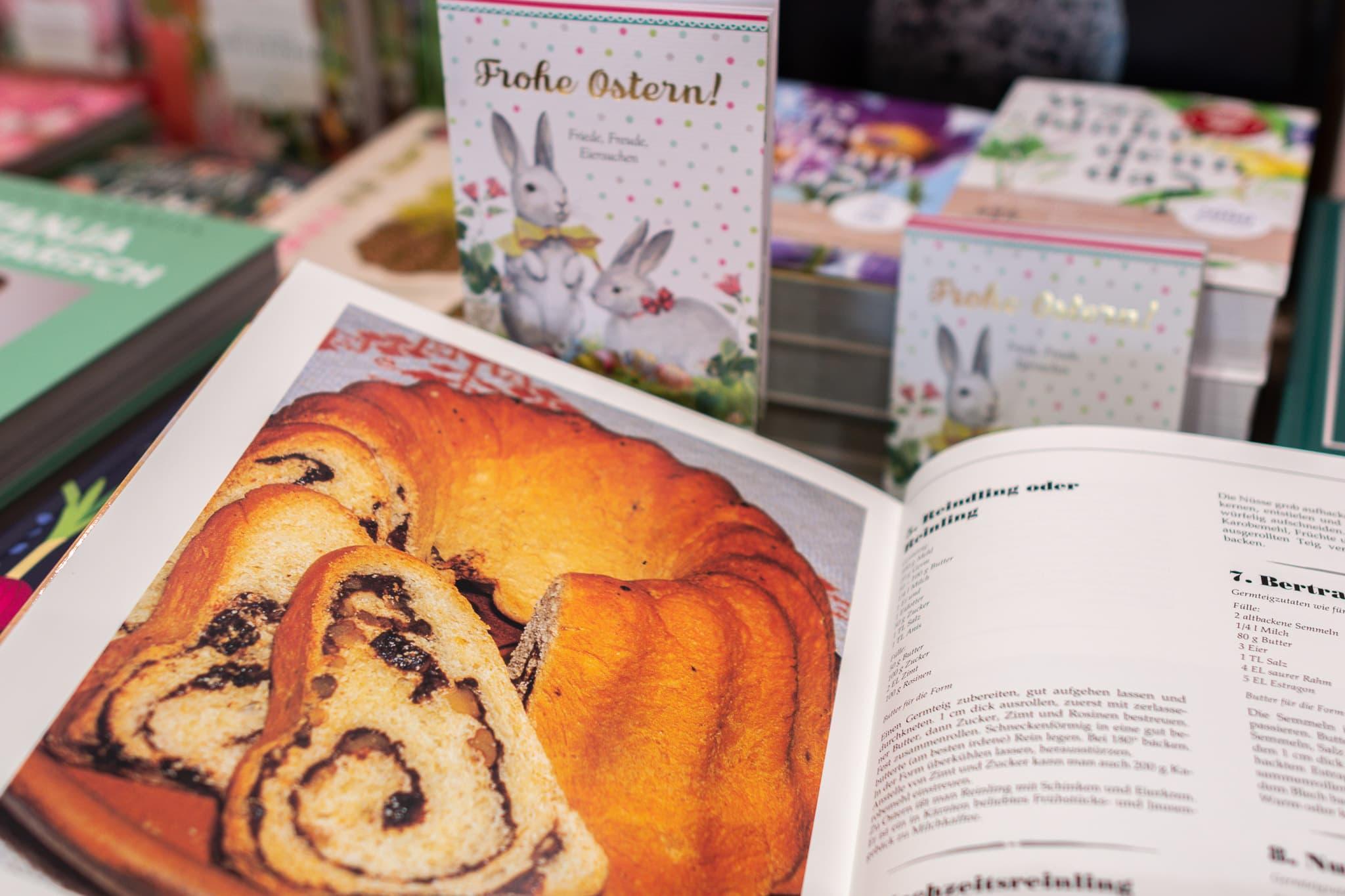 Kochbuch, Reindling backen, Backbuch, Ostern, Ostergeschenke für Kinder, Geschenkideen, Osterfest, 9020 Klagenfurt am Wörthersee