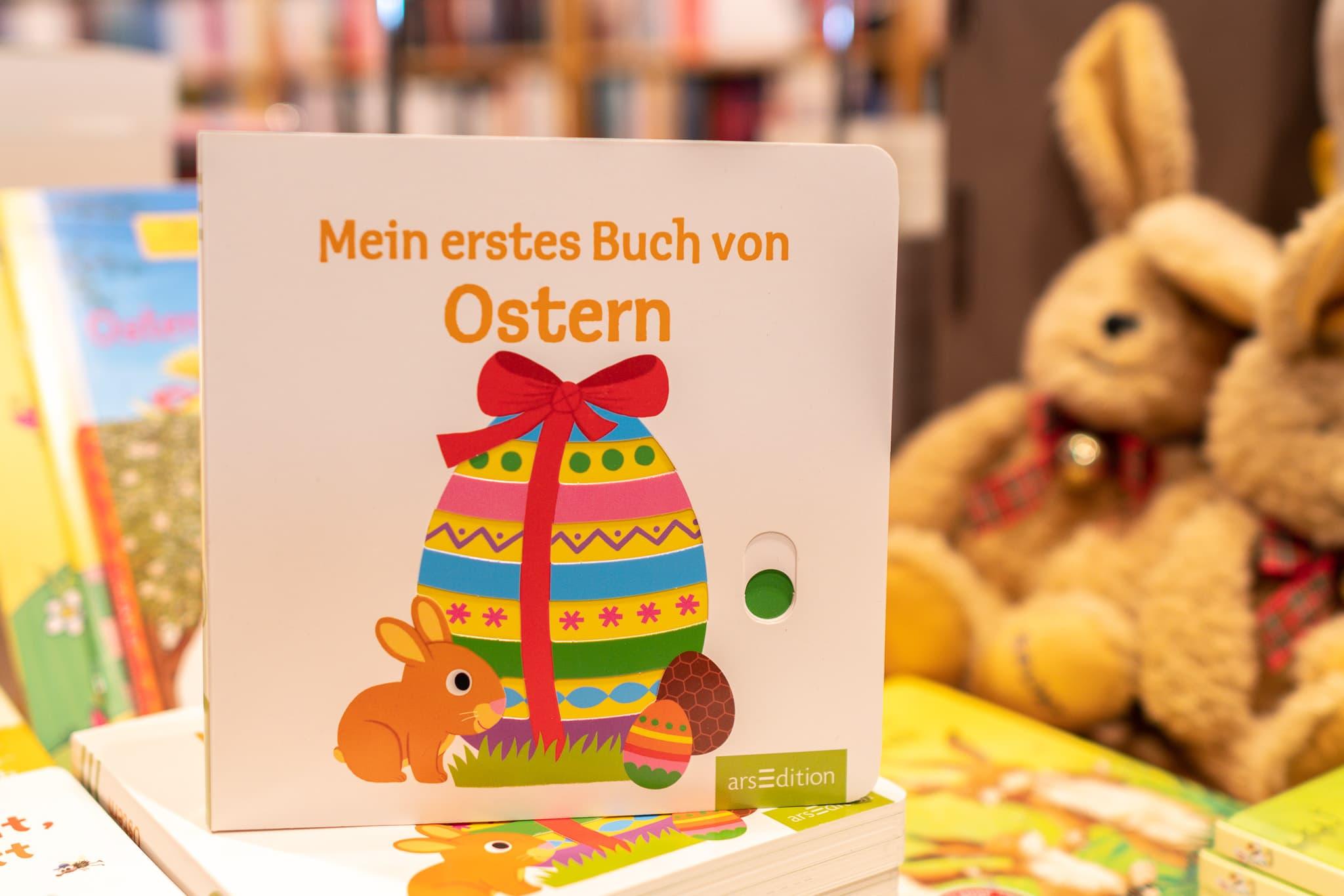 Osterbuch, Buch, Ostern, Ostergeschenke für Kinder, Geschenkideen, Osterfest, 9020 Klagenfurt am Wörthersee
