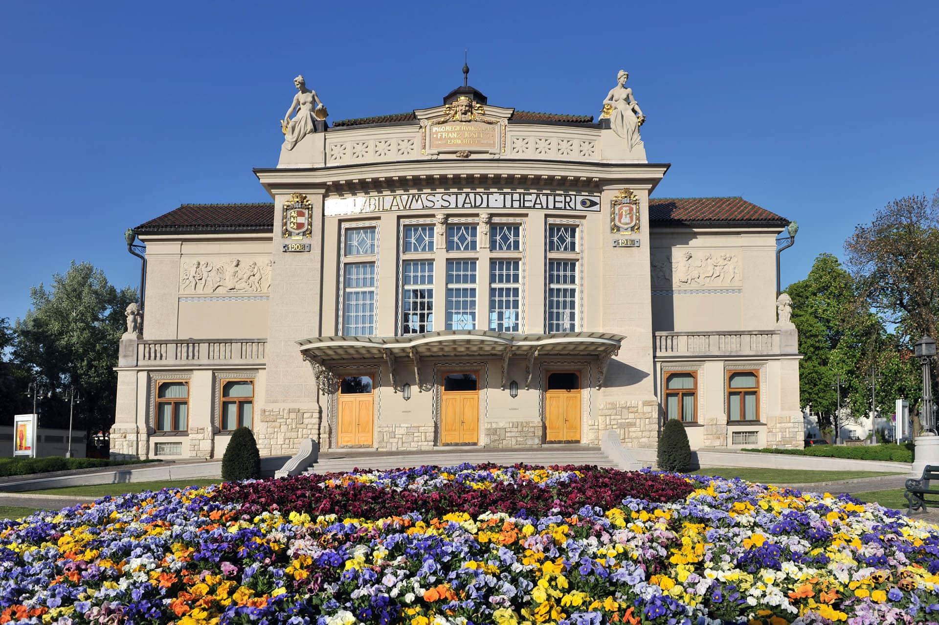 Kultur und Festivals im Stadttheater Klagenfurt