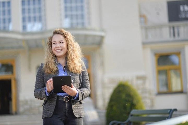 Martina Valentinitsch von der Tourismusinformation