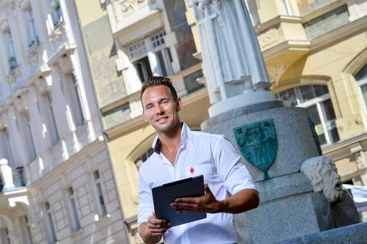 Stefan Grantner ist zuständig für IT &