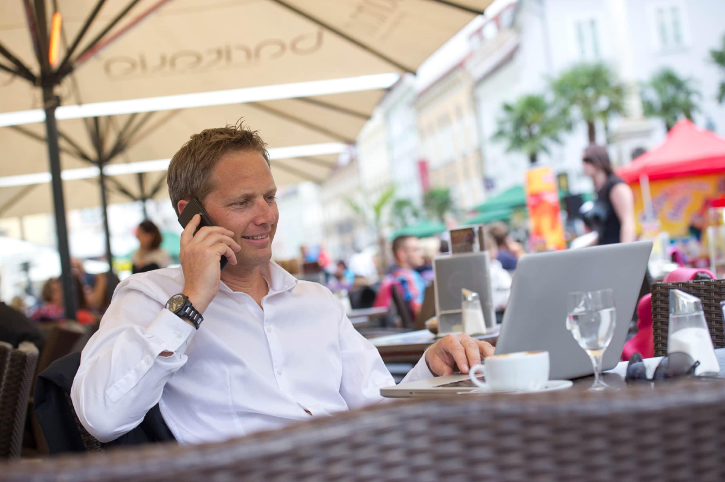Kaffee am Alten Platz