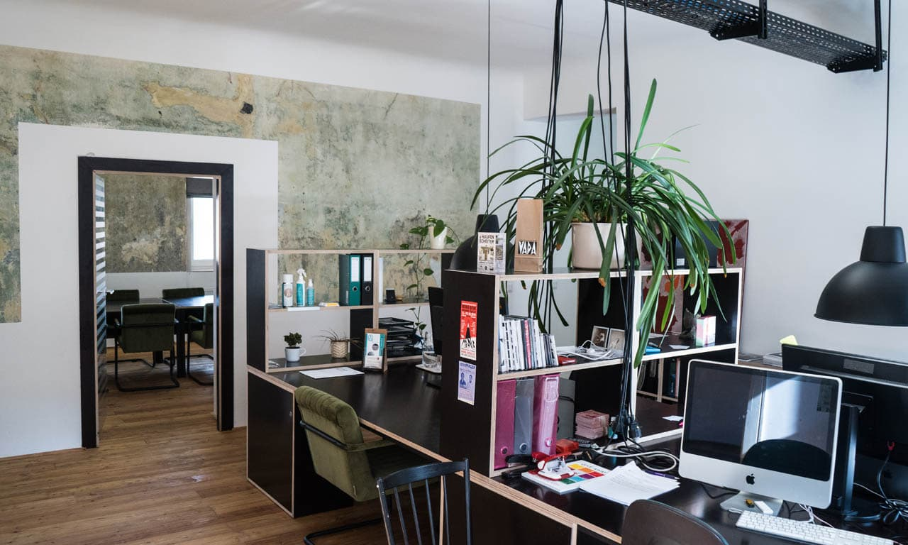 Hafenstadt als Co-Working-Space