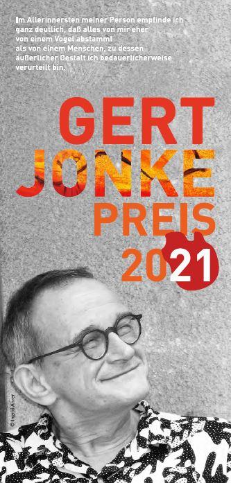 Gert Jonke Preis 2021, Musilmuseum, Kleine Zeitung, Welttag des Buches, Buch, Buchhandlung, 9020 Klagenfurt am Wörthersee