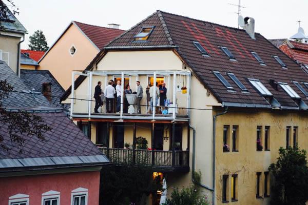 Netzwerken in Klagenfurt