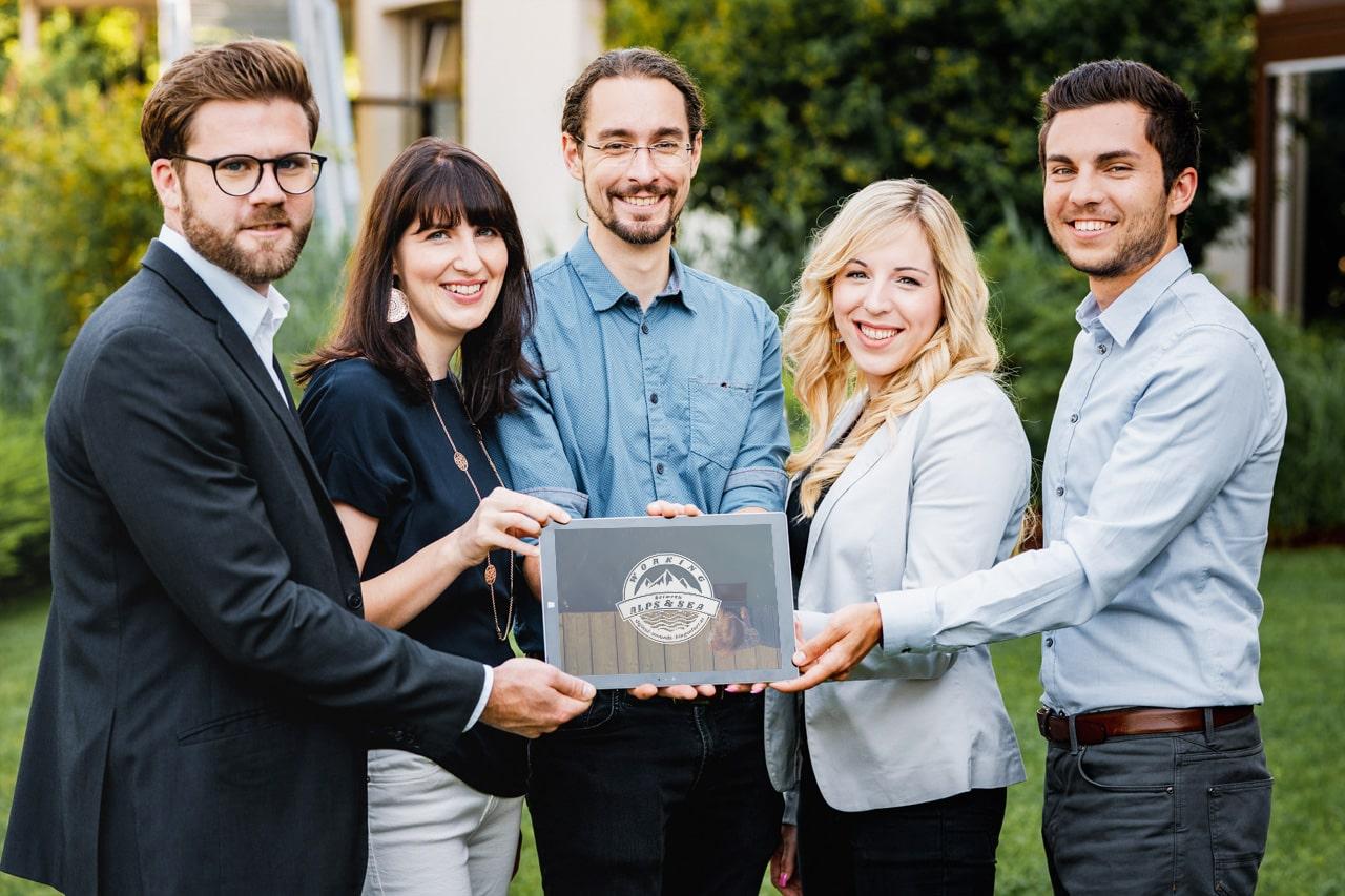 Junge Wirtschaft Kärnten und Team Klagenfurt