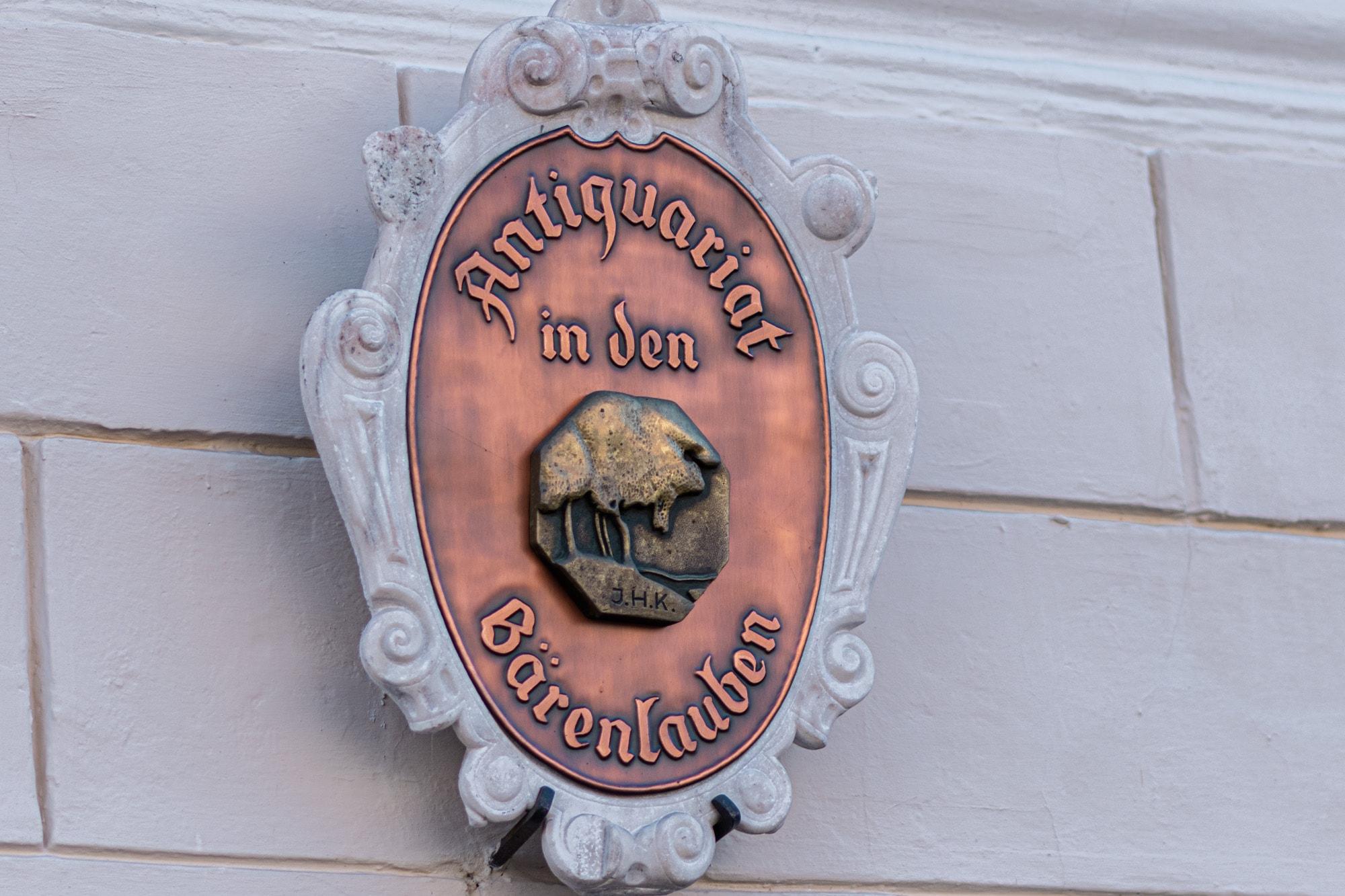 Bärenlaube, Antiquariat, Tiere in der Stadt, 9020 Klagenfurt am Wörthersee, Sehenswürdigkeiten