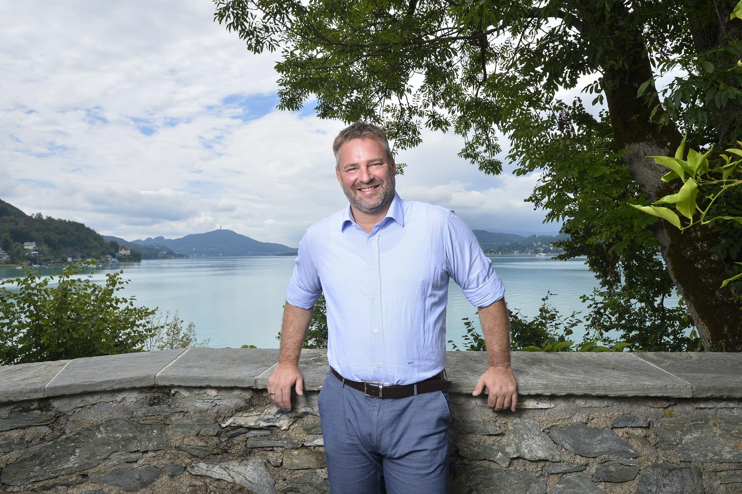 Tourismus-Vorstand Adi Kulterer