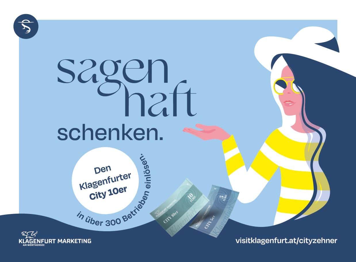 sagenhaft schenken, Muttertagsessen, Muttertag, Muttertag 2021, Geschenkideen, 9020 Klagenfurt am Wörthersee