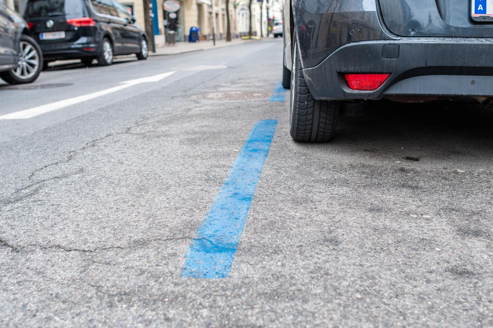blaue Zone, Kurzparkzone, Parken in 9020 Klagenfurt am Wörthersee
