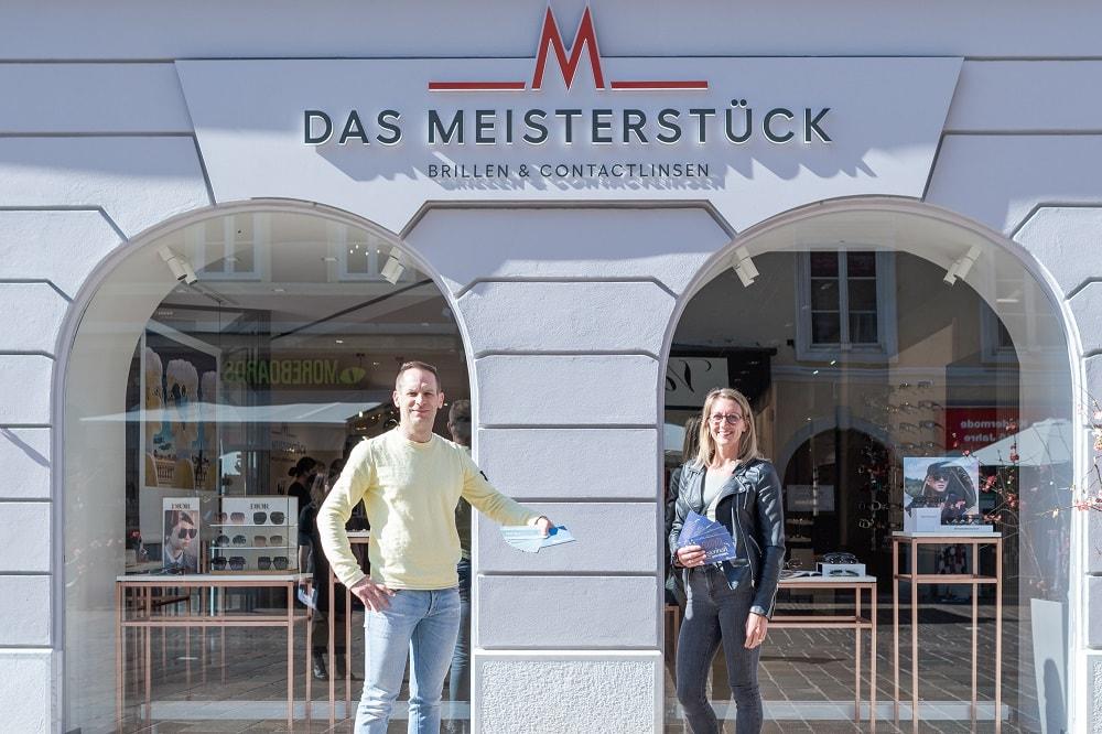 Gewinner, Gewinnerin, City Zehner, Gewinnspiel, Innenstadt 9020 Klagenfurt am Wörthersee, City Arkaden, gewinnen
