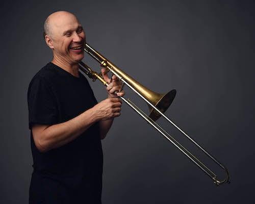 Musiker Bertl Müller