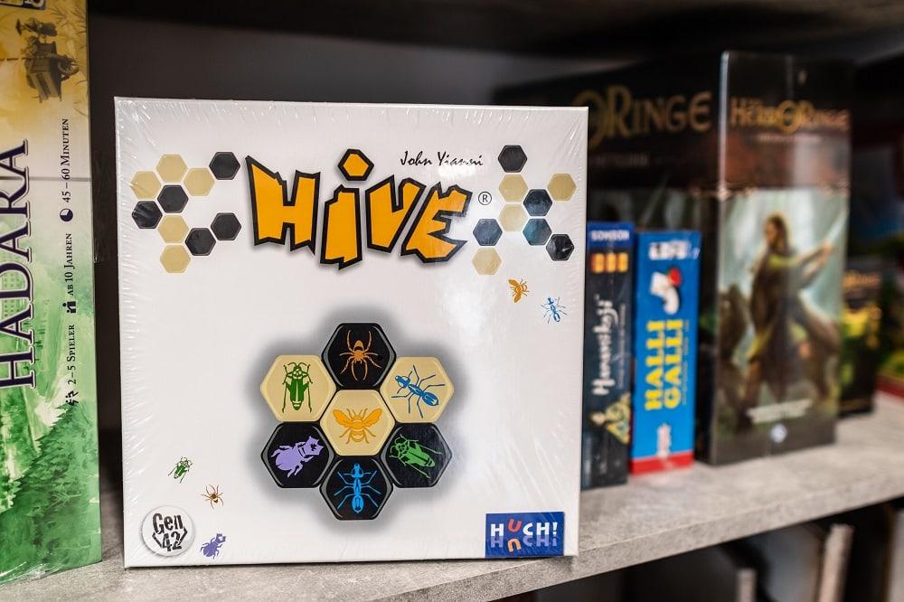 Brettspiel Hive