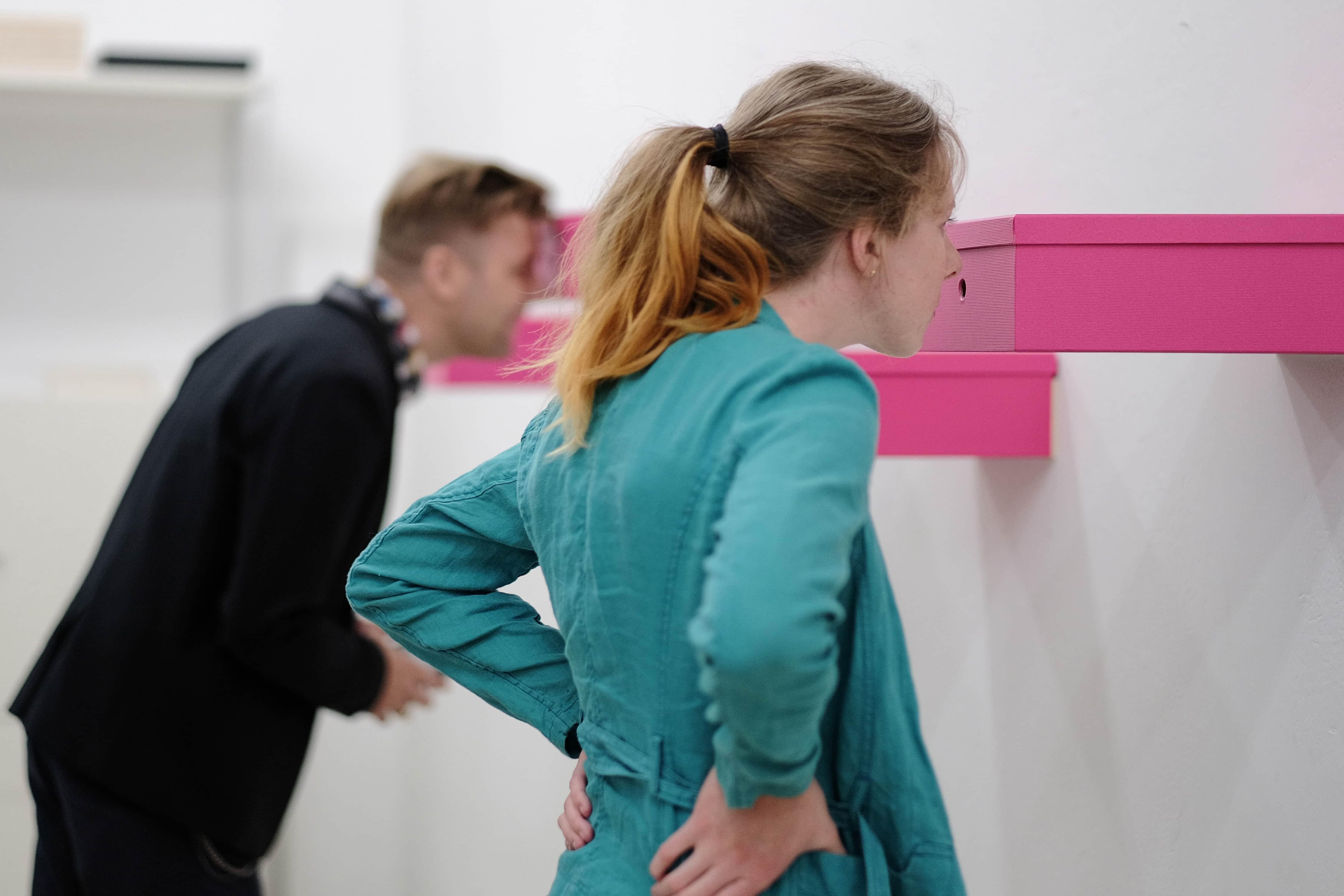 Raum für Fotografie - Ausstellung blickwechsel 2018 (c) Manu Lasnik