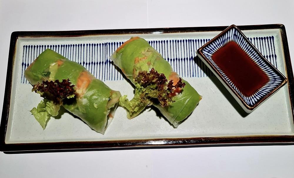 Veggie Rolls von Fusion Bar Sinos (c) Fusion Bar Sinos
