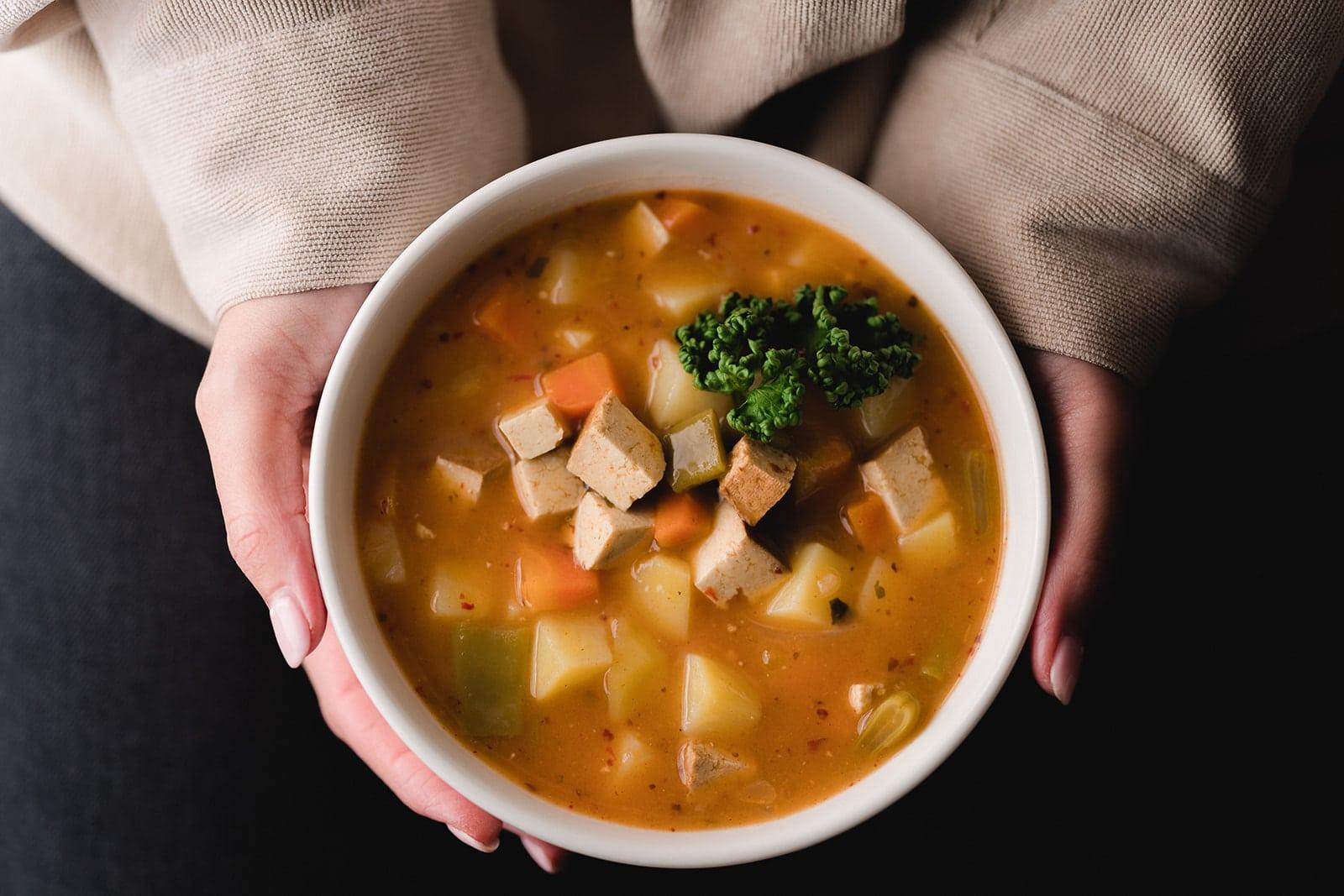 Happy Lunch - vegan und vegetarisch beim SUPPA! (c) SUPPA!