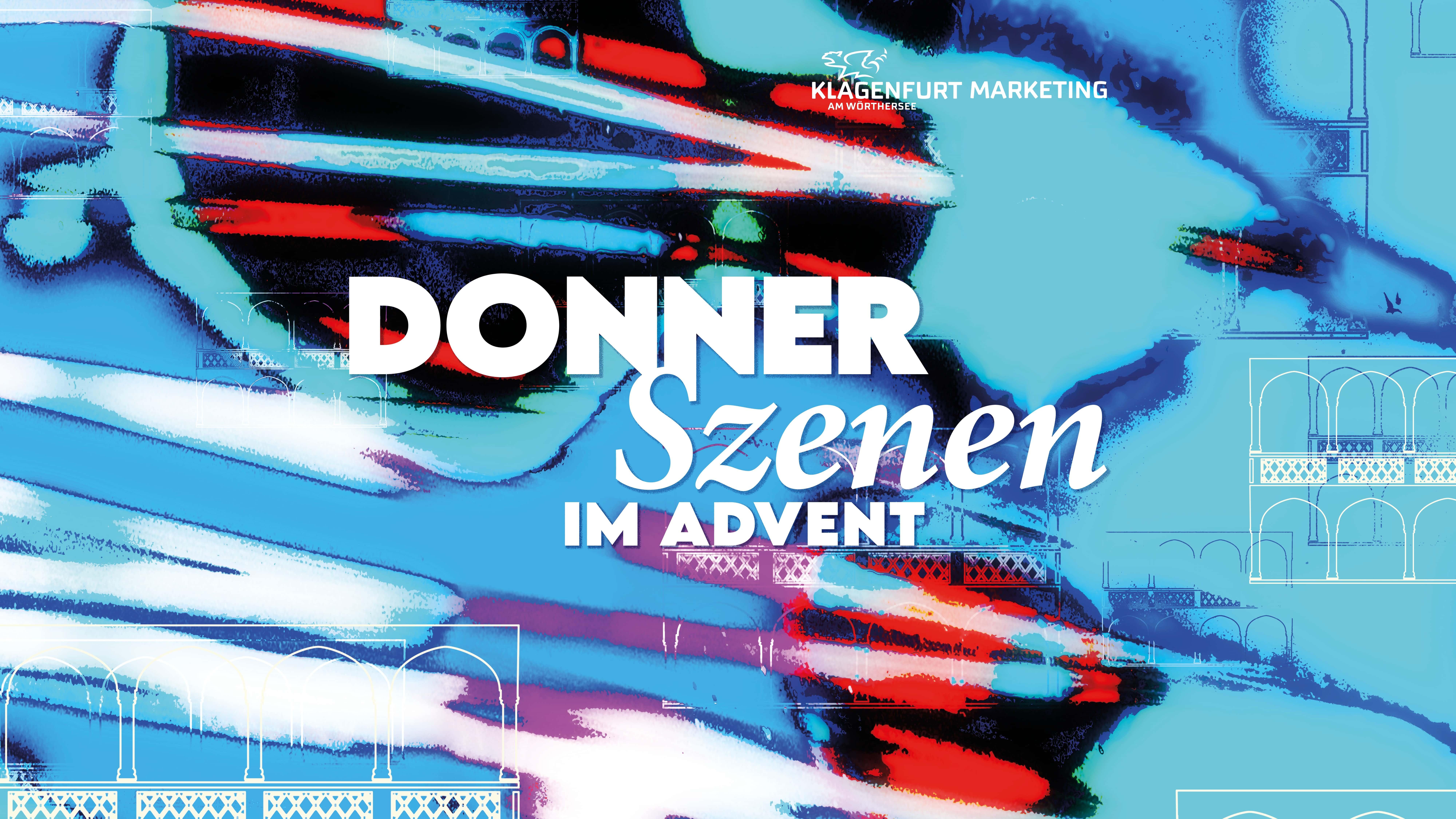 DonnerSzenen im Advent Titelbild