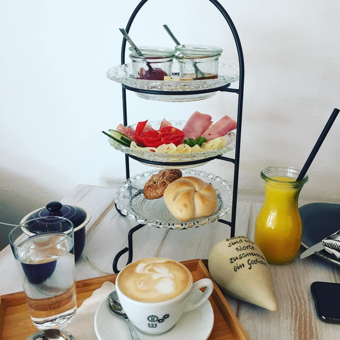 Frühstück und Brunch in der Kaffeewerkstadt (c) Kaffeewerkstadt